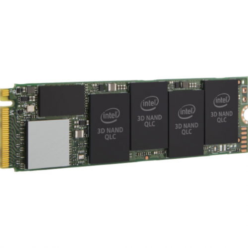 INTEL SSD 660P 512GB M.2 80mm PCIe 3.0 x4 3D2 QLC Retail Box Single Pack