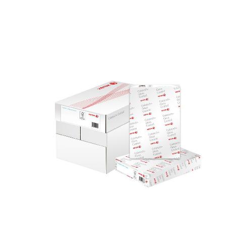 Xerox Colotech+ Gloss Coated A3 140g valkoinen kiiltävä väritulostuspaperi 400ark riisi (3rs ltk)