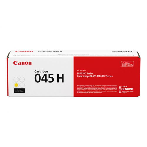 CANON CRG 045HY yellow toner 2,2K