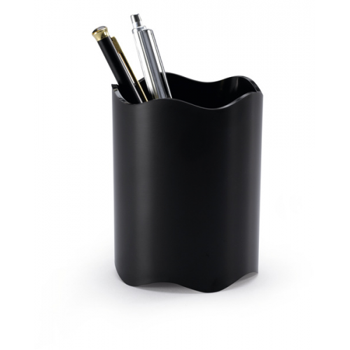 Durable Trend kynäpurkki musta