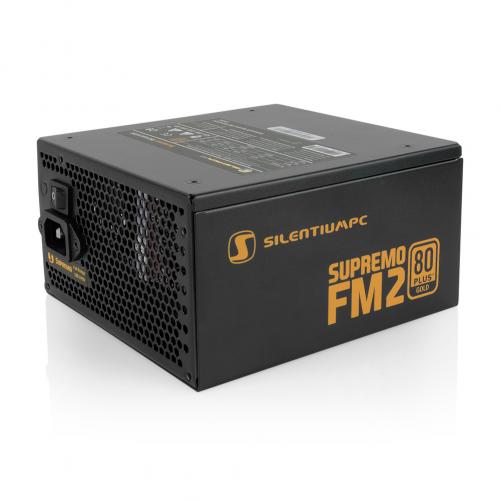 SILENTIUMPC Supremo FM2 Gold 650W Modular