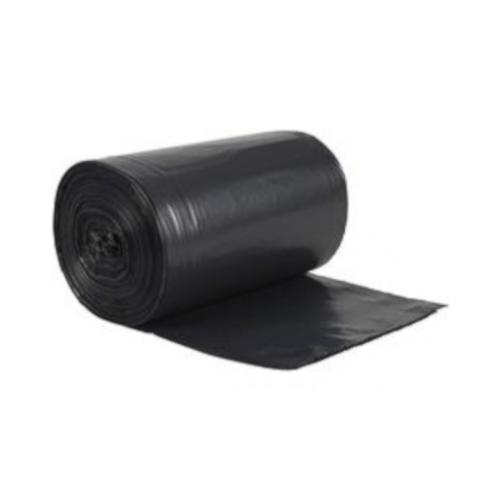 Roskapussi 30L musta 20my 50kpl/rll (18rll/ltk)