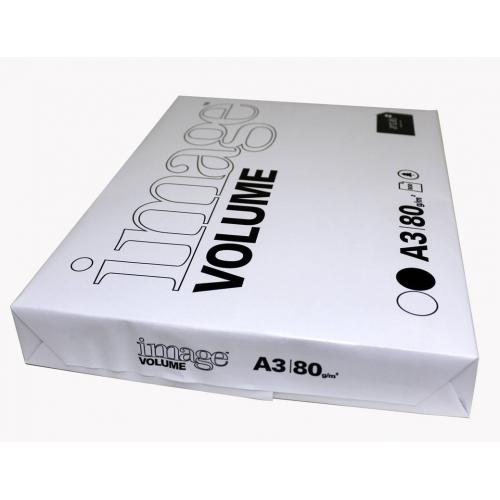 Image volume A3 80g valkoinen kopiopaperi CIE 150 (Nordic Office)