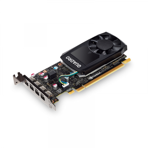 PNY Quadro P620 DP 2GB GDDR5 128bit PCI EXPRESS 3.0 x16 4x DP 2.0 Low Profile single Slot