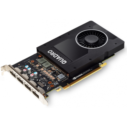 PNY Quadro P2200 PCI-Express 3.0 x16 5 GB GDDR5X 160 bit 4 DP