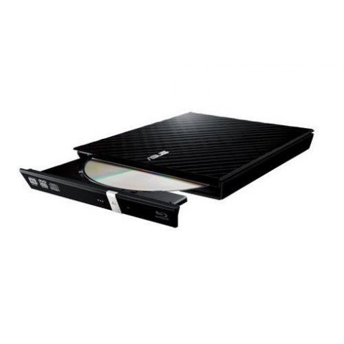 ASUS SDRW-08D2S-U LITE BLACK ASUS DRW- EXTERNAL SLIM - USB CYBERLINK POWER2GO8 (BURN)