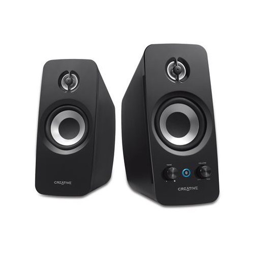 CREATIVE T15W Wireless 2.0 Speaker, Black
