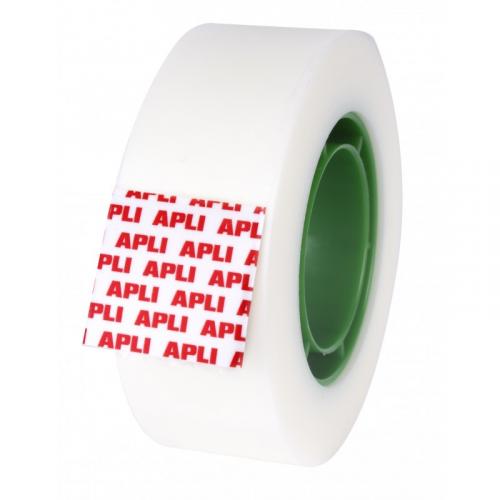APLI asiakirjateippi 19mmx33m (35rll/rasia)