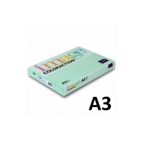 IMAGE Coloraction kopiopaperi vihreä A3/65 80g