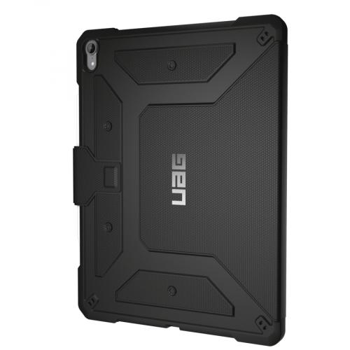 UAG iPad Pro 12.9″ 2018, Metropolis kotelo, musta