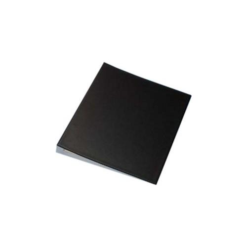 Leikekirja A3 R302 8-8-8 musta +20 varalehteä (50554)