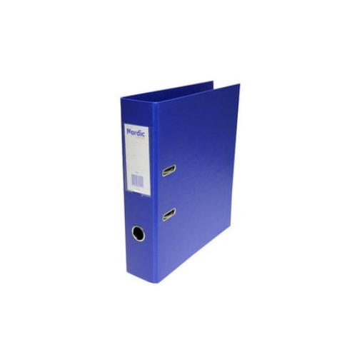 NORDIC OFFICE muovimappi A4 75mm sininen