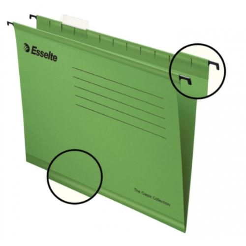 Pendaflex Standard A4 vihreä riippukansio