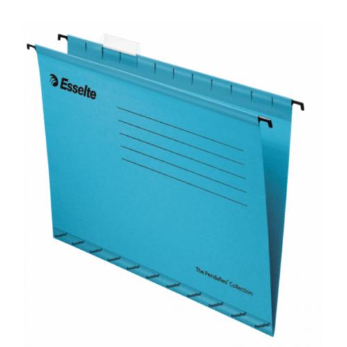ESSELTE Pendaflex Standard A4 sininen riippukansio