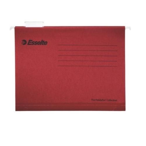 ESSELTE Pendaflex Standard A4 punainen riippukansio