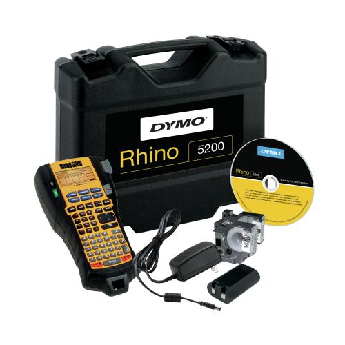 Dymo Rhino 5200 tarratulostin kit case ( S0841420 )