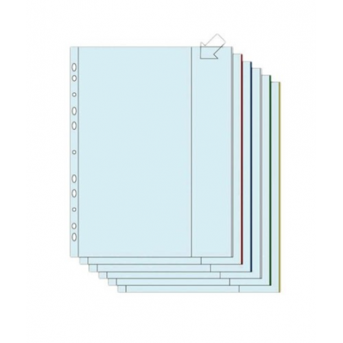 Kansiotasku Patentti vihreä A4 0,17PP 100 kpl/ltk