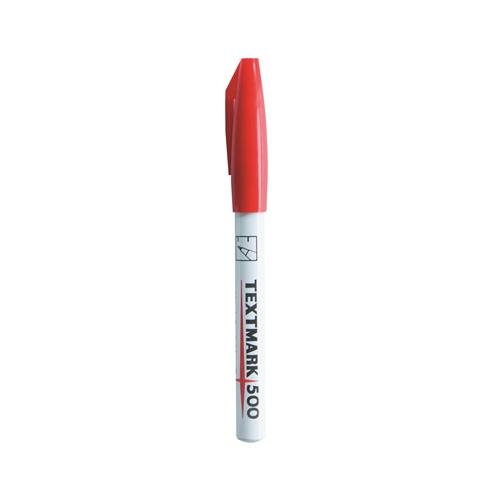 TEXTMARK 500 huopakynä 0,5mm punainen