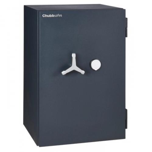 Chubbsafes DuoGuard 150 E palo- ja murtoturvakaappi, elektroninen lukolla, 150 litraa