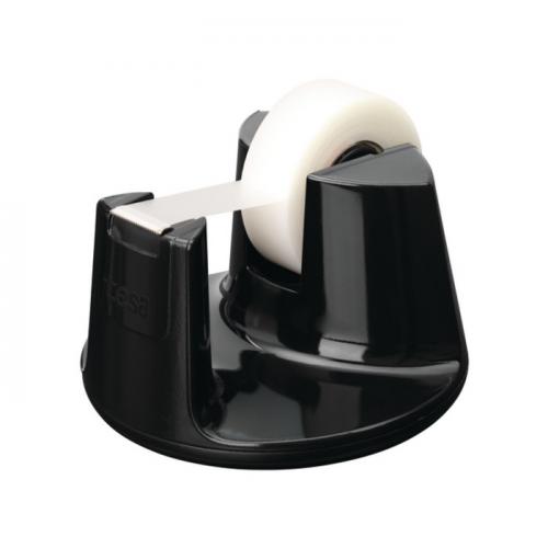 Teippipöytäteline Tesa Compact musta