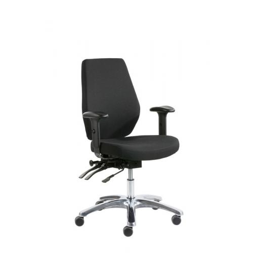 OPTIMUM N toimistotuoli musta