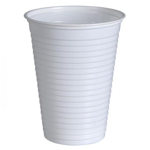 GASTRO-LINE juomapikari 20cl valkoinen 100kpl/pkt