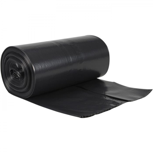 Abena jätesäkki 75L musta 35my 20kpl/rll (12rll/ltk)