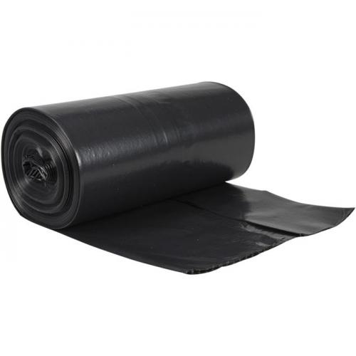 Jätesäkki 75L musta 35my 20kpl/rll (12rll/ltk)