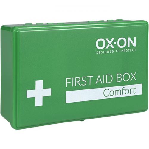 OX-ON ensiapulaukku vihreä