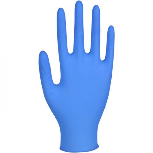 ABENA Ultra Sensitive nitriilik XS ohut suojakäsine sininen 100kpl