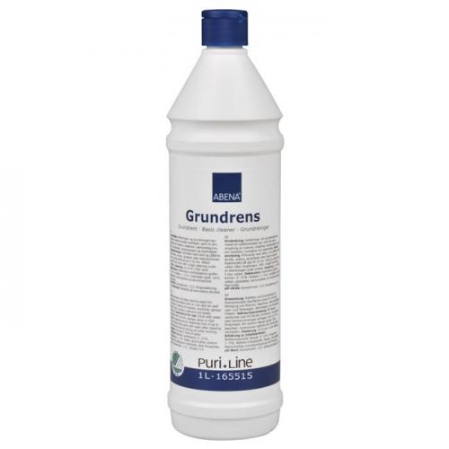 ABENA Puri-Line tehopuhdistusaine, öljyn/rasvan poisto hajusteeton 1L 1kpl