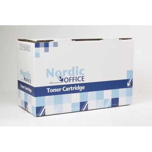 Nordic Office värikasetti Enterprise 500 C M551/507X (CE400X), musta, 11K
