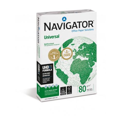 NAVIGATOR Universal FSC A4 80g kopiopaperi