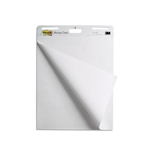 POST-IT 559 luentotaululehtiö valkoinen