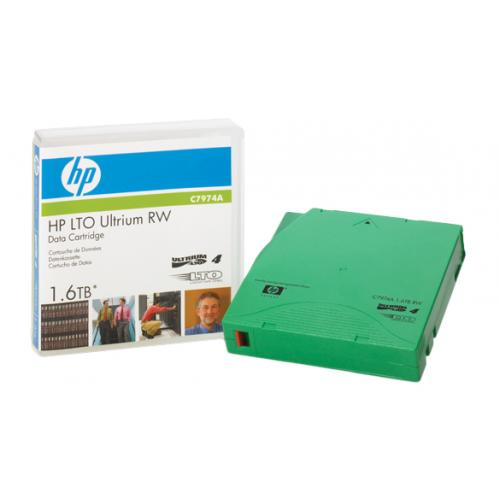 HP C7974A LTO 4 Ultrium 800GB - 1,6TB RW