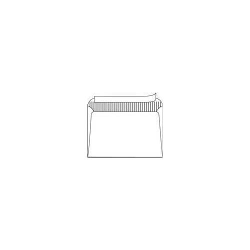 POSTAC kirjekuori C5 ikkuna 60x90mm valkoinen 1000kpl/ltk