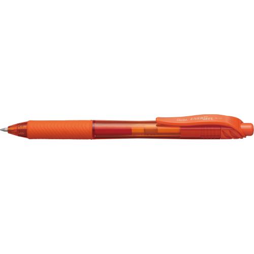 PENTEL Energel X 0.7mm geelikynä oranssi
