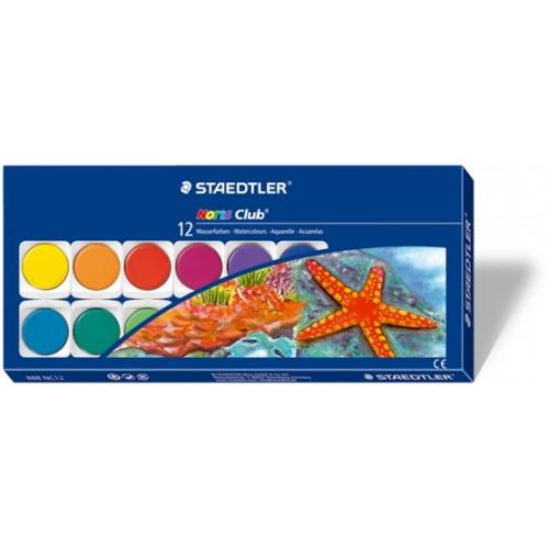 STAEDTLER Noris Club vesiväri 12-väriä