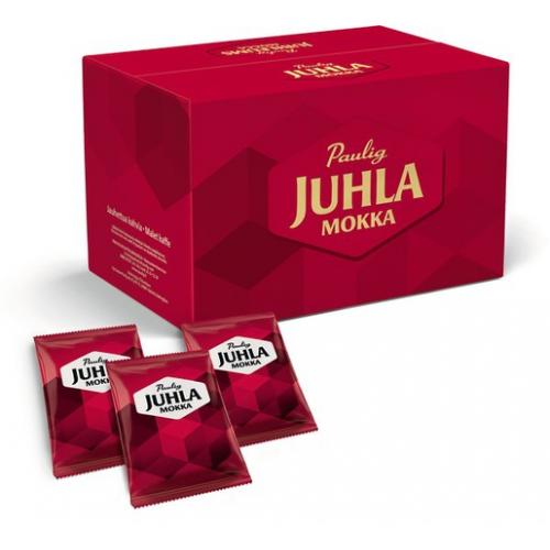 PAULIG Juhla Mokka 44x100g HJ kahvi annospussi