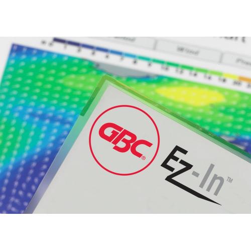 GBC kuumalaminointitasku A5, 125mic, kirkas, 100kpl/pkt