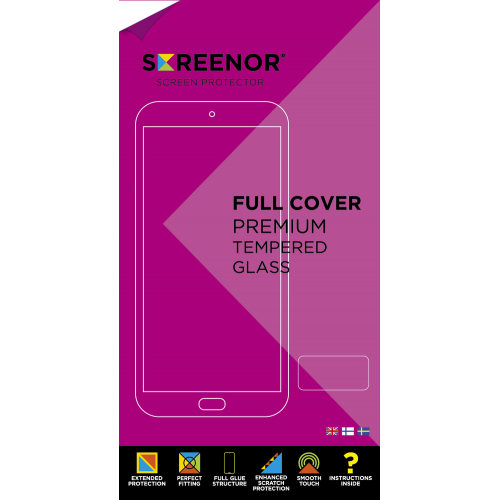 SCREENOR tempered apple iPhone XR/11 new full cover