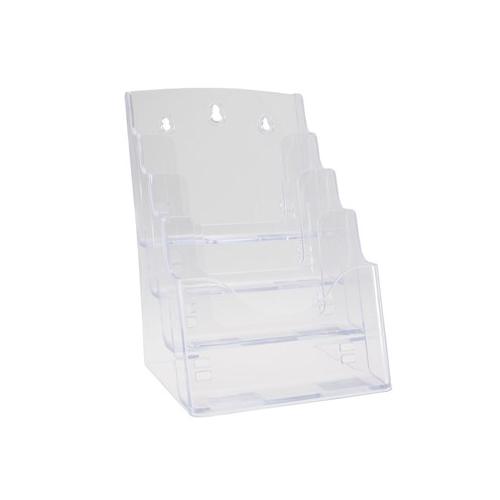 BNT esiteteline A5 4-osainen paksuille nipuille kirkas