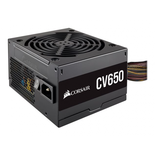 CORSAIR CV Series CV650 - 650W Power Supply 80 Plus Bronze