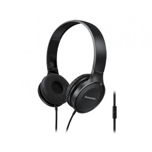 Panasonic HF100M On-ear, Black (Mini Jack 3,5 mm)