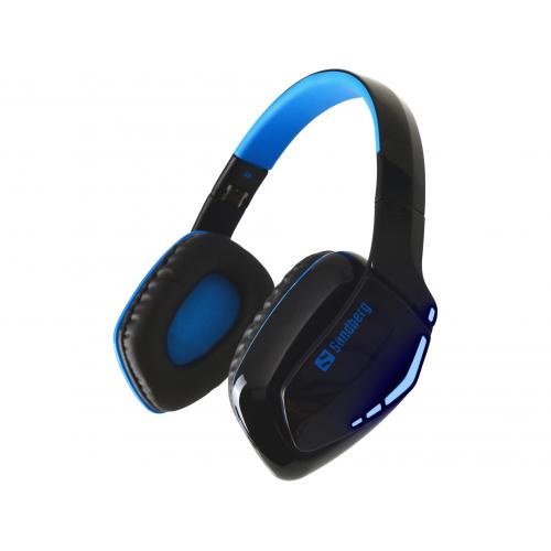 Sandberg Blue Storm BT Wireless Headset