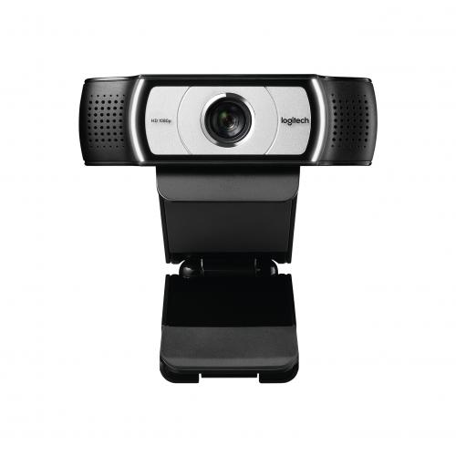LOGITECH WEBCAM C930E - VERKKOKAMERA - VÄRI - AUDIO - USB