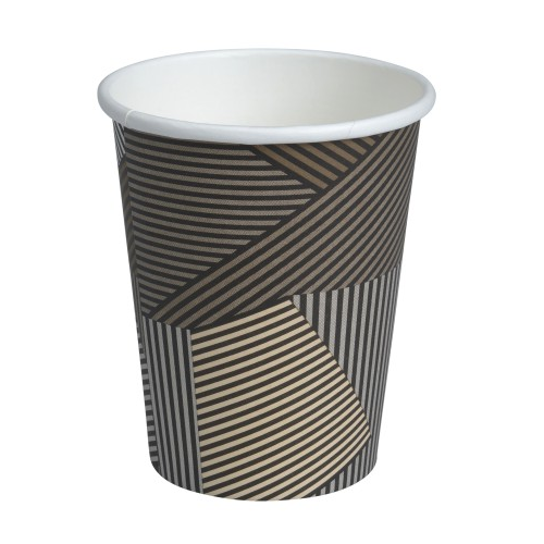 GASTRO-LINE kahvi/kuumakuppi ruskea 24/28cl 50kpl/pss