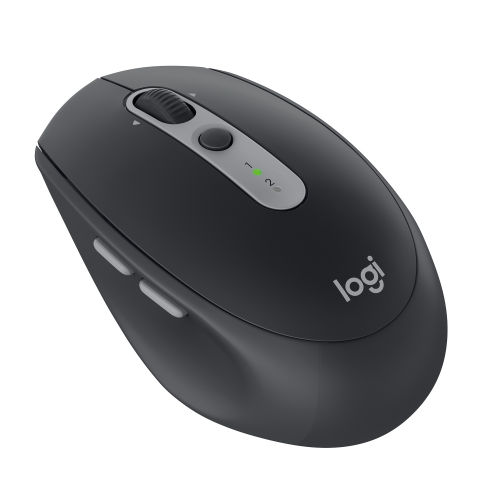 LOGITECH Wireless Mouse M590 Multi-Device Silent - GRAPHITE TONAL