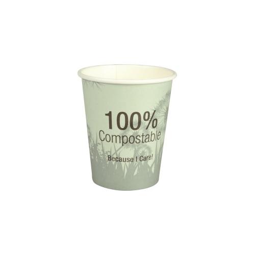 GASTRO-LINE kahvi/kuumakuppi biohajoava 50kpl/pss