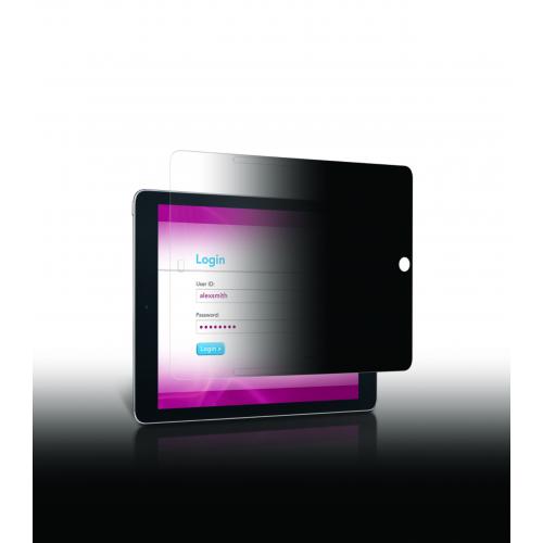3M tietoturvasuoja APPLE® IPAD® Air 1 Air 2 - vaakasuunta